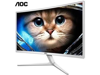 AOC C2708VH8 27英寸 曲面VA广视角HDMI显示器