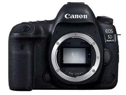 新款现货发售;佳能 5D Mark IV(单机) 不含镜头