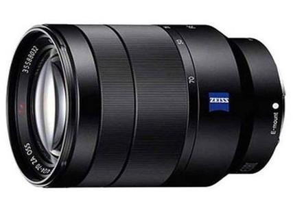 Sony索尼 Vario-Tessar T* FE 24-70mm F4 ZA OSS/全画幅微单镜头 黑色