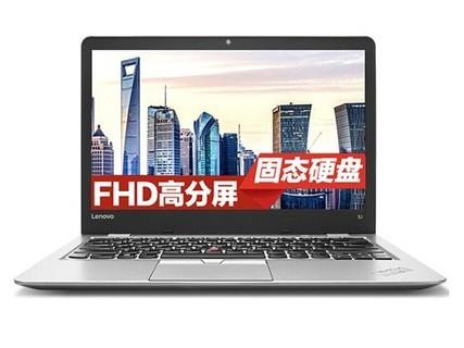 联想ThinkPad New S2(11CD) i5-6300U 8G内存 256G固态 FH屏 Win10 银色